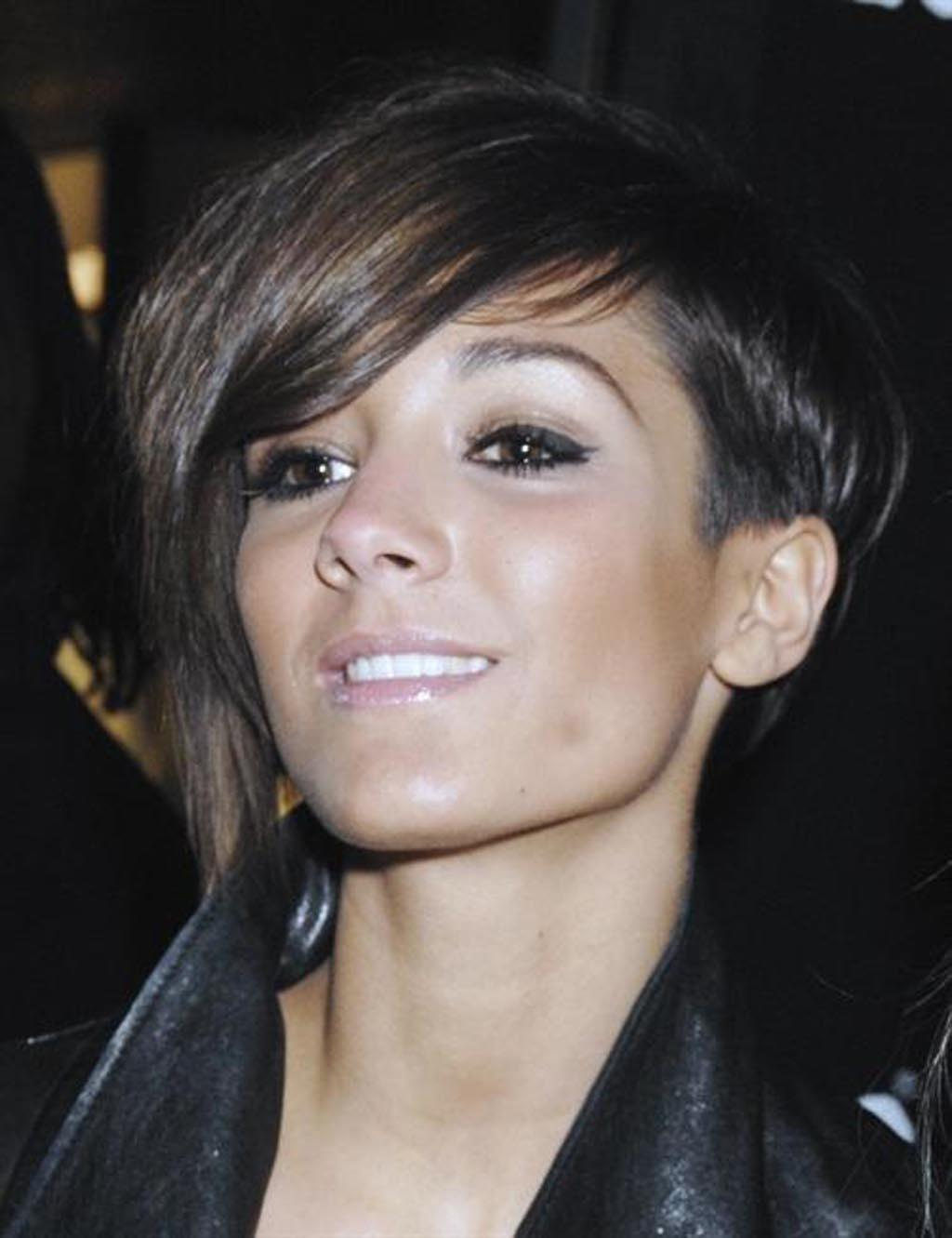 Hairstyle Pictures Of Frankie Sandford Trendy Hairstyles 2014