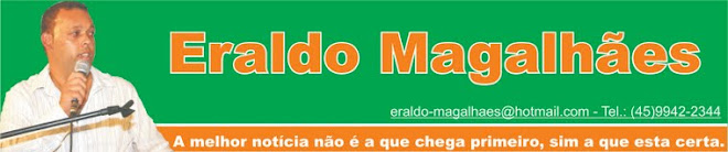 ERALDO MAGALHÃES