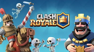 Reviews, Foto, Video Dan Download Game CLASH ROYALE Terbaru