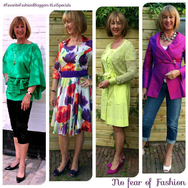 Fashion Bloggers Over 40: No fear of Fashion - by LuceBuona