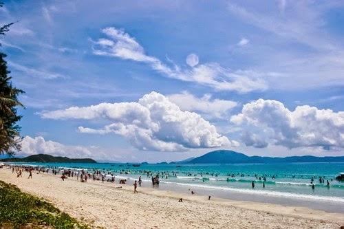 Bãi Biển Dốc Lét Khánh Hòa