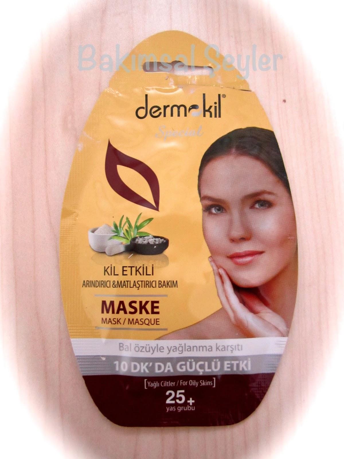 Etiket: yağlı ciltler için maske