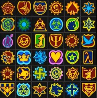 Urutan pangkat clan pointblank beserta total expnya, pangkat clan pointblank, total exp untuk clan, urutan pangkat clan pointblank, tips dan trik