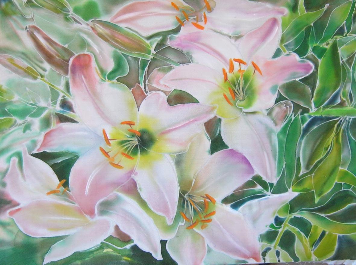 Семь цветов радуги янина