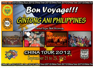 Gintong Ani Philippines China