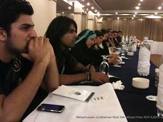 Meetup with Kamran Rizvi