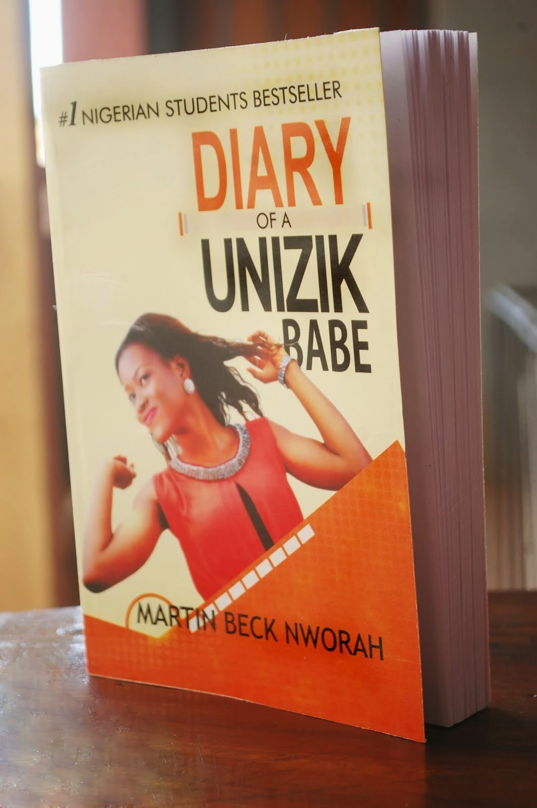 UNIZIK'S BEST SELLING NOVEL OF ALL TIMES