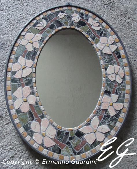 Ermanno guardini ottobre 2011 - Specchio con mosaico ...