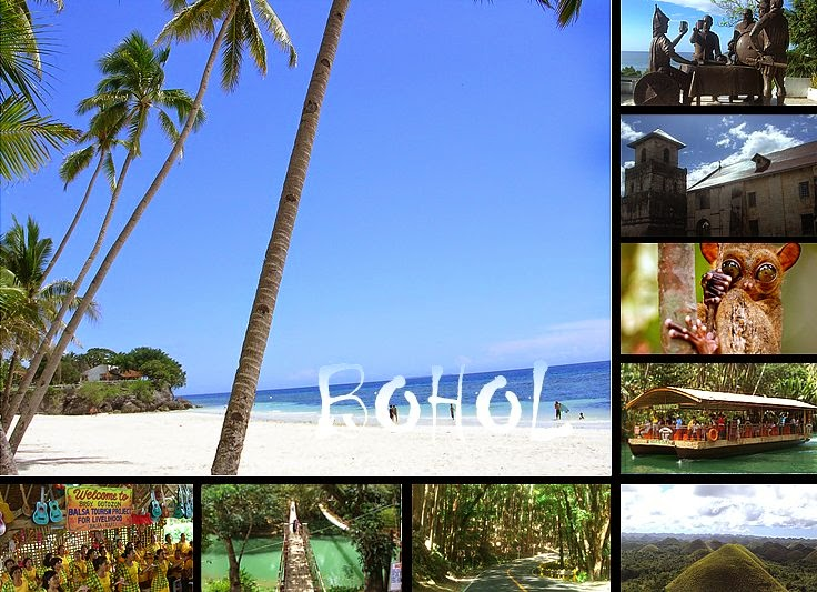 Bohol Tour Package only Php3000 / Pax [3D/2N]