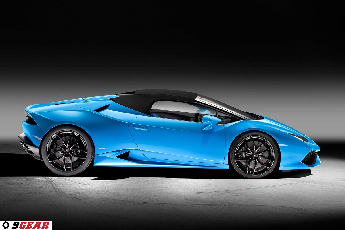 lamborghini huracan lp610 4 spyder revealed car reviews new car pictures. Black Bedroom Furniture Sets. Home Design Ideas