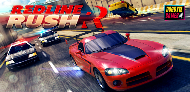 sreenshots Redline Rush 1.2.1 Unlimited Money Mod APK + DATA for Android
