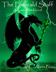 The Emerald Staff (Custodian Novel #2)
