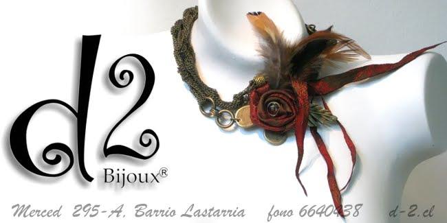 Collares, Diseño de Bijoux