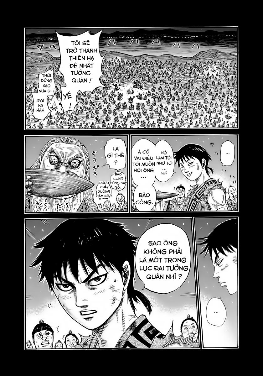 Kingdom - Vương Giả Thiên Hạ Chapter 326 page 4 - IZTruyenTranh.com
