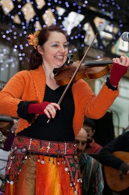 Spitalfields Winter Festival, London