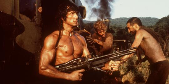 Lima Rambo Yang Hadir didunia Nyata