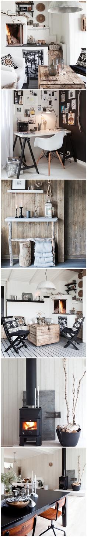 La petite fabrique de r ves une maison scandinave cosy for Petite maison scandinave