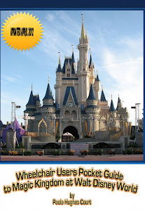 Wheelchair Users Pocket Guide to Magic Kingdom at Walt Disney World