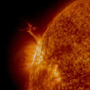 Tempestades Solar