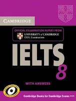 Cambridge Ielts Book 8 - Ielts Package