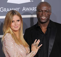Heidi+Klum+%2526+Seal Celebrity wedding anniversaries
