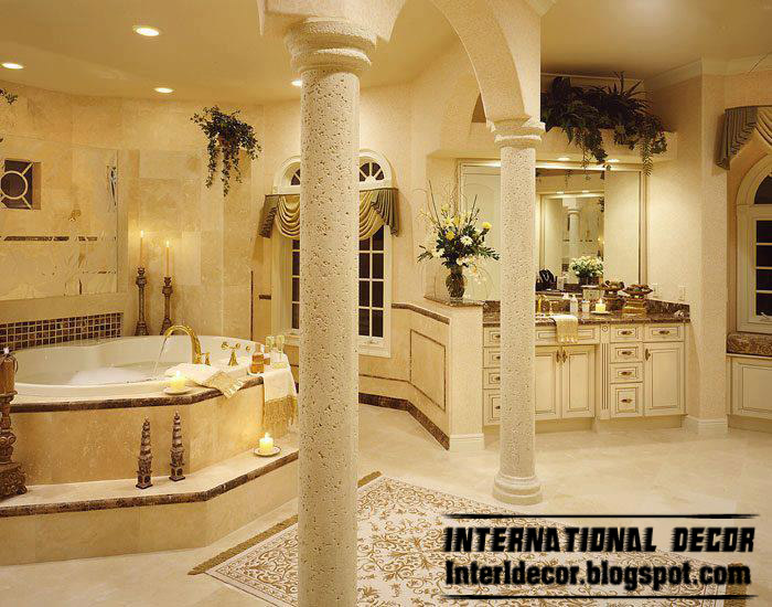 Top 10 royal bathroom designs with luxurious accessories and furniture - Decoratie design toilet ...