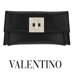 Sophie, Countess of Wessex Style - VALENTINO Clutch Bag HEAVENLY NECKLACES Earrings