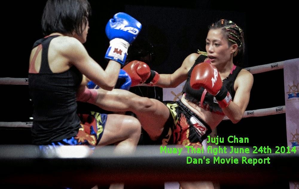 juju chan fist of the dragon