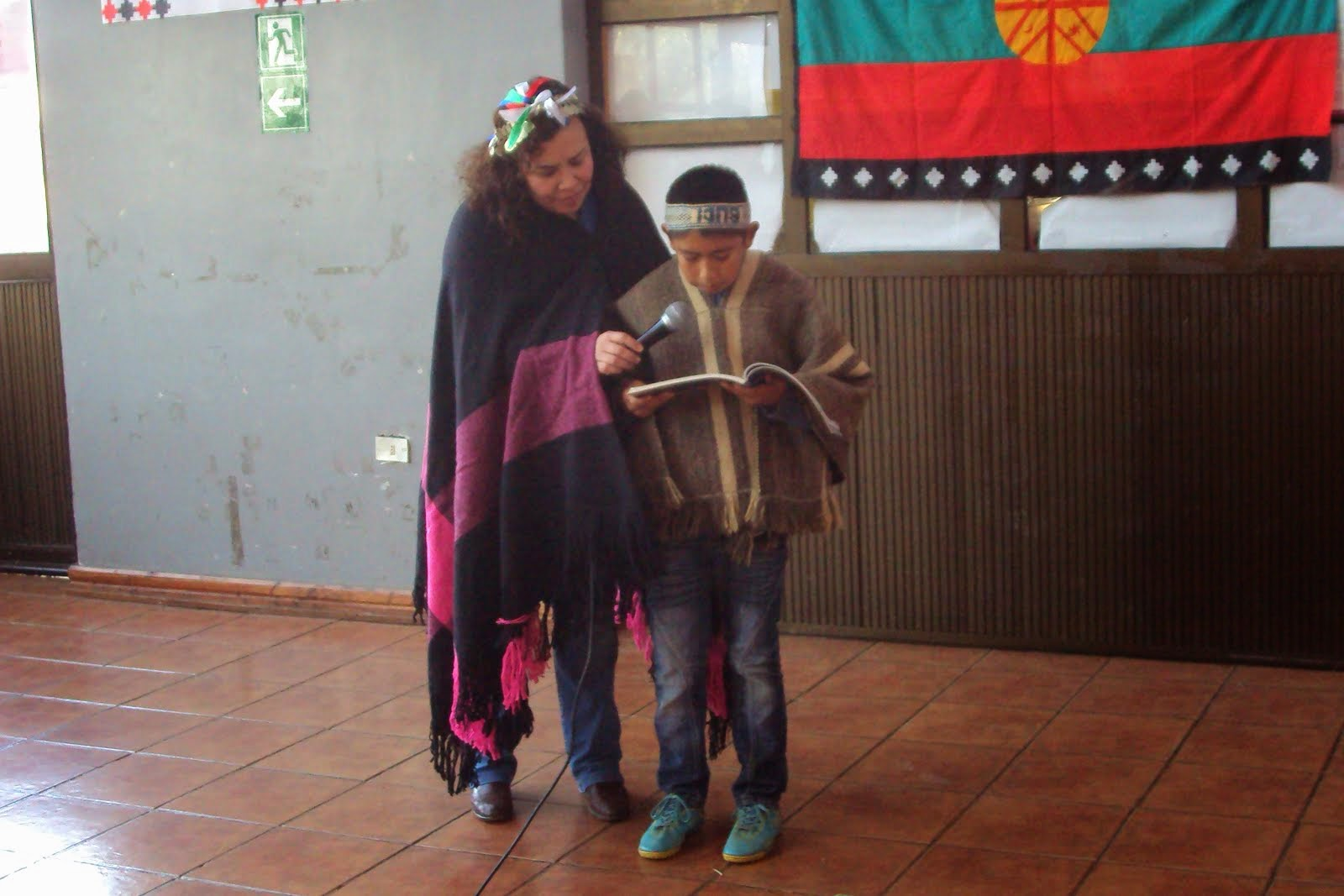 FABIAN CAYUPIL: Poesía en Mapudungún