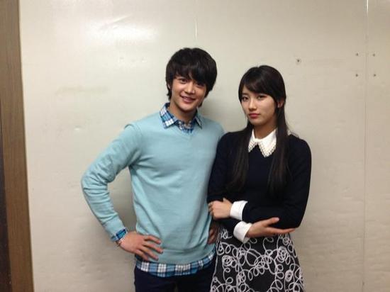 Minho SHINee & Suzy Miss A
