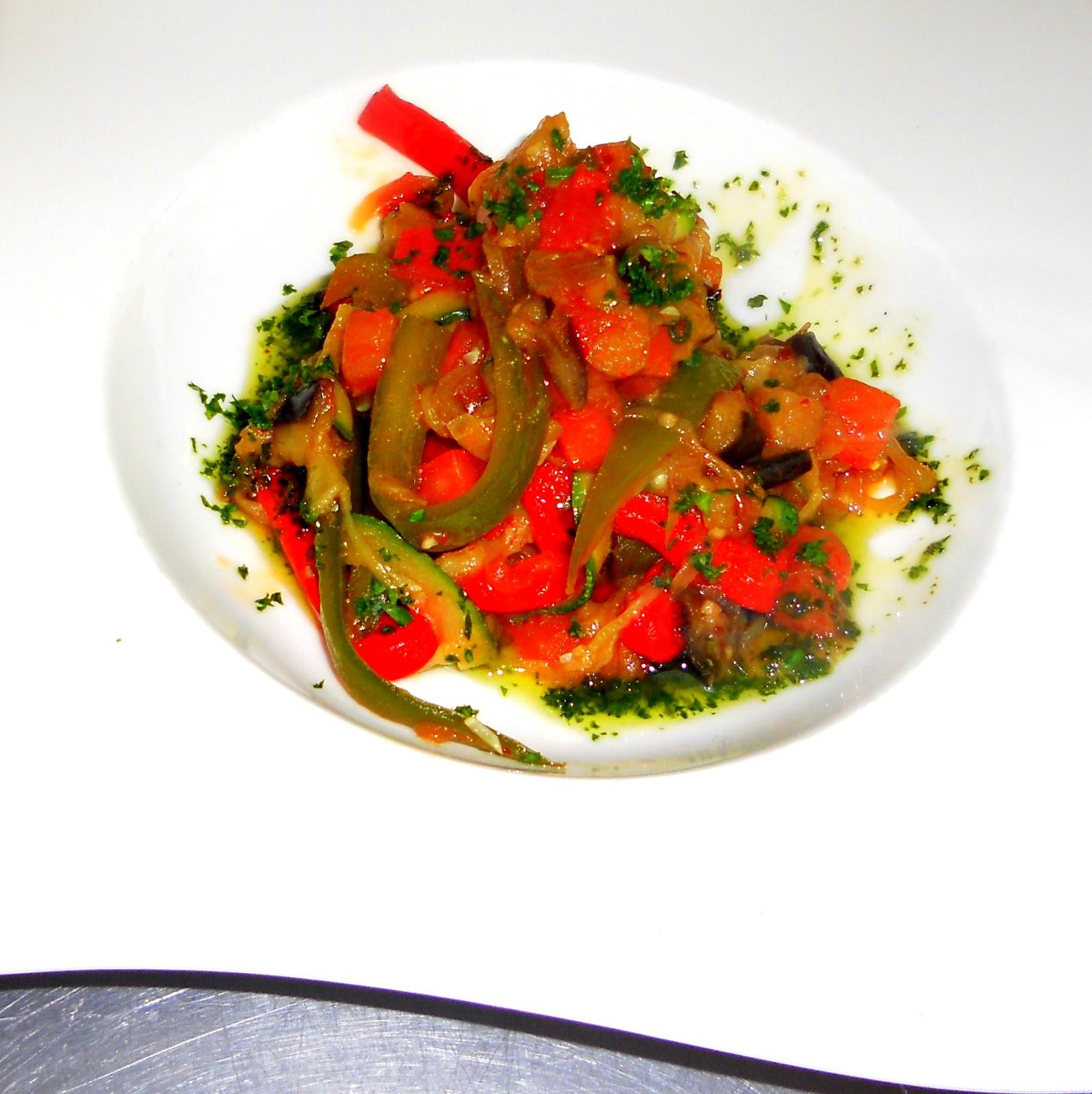 El arte de amasar clases de cocina personalizadas for Verduras francesas