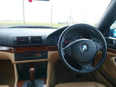 Foto Interior BMW 530i E39