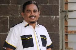 President PKS Menjadi Tahanan