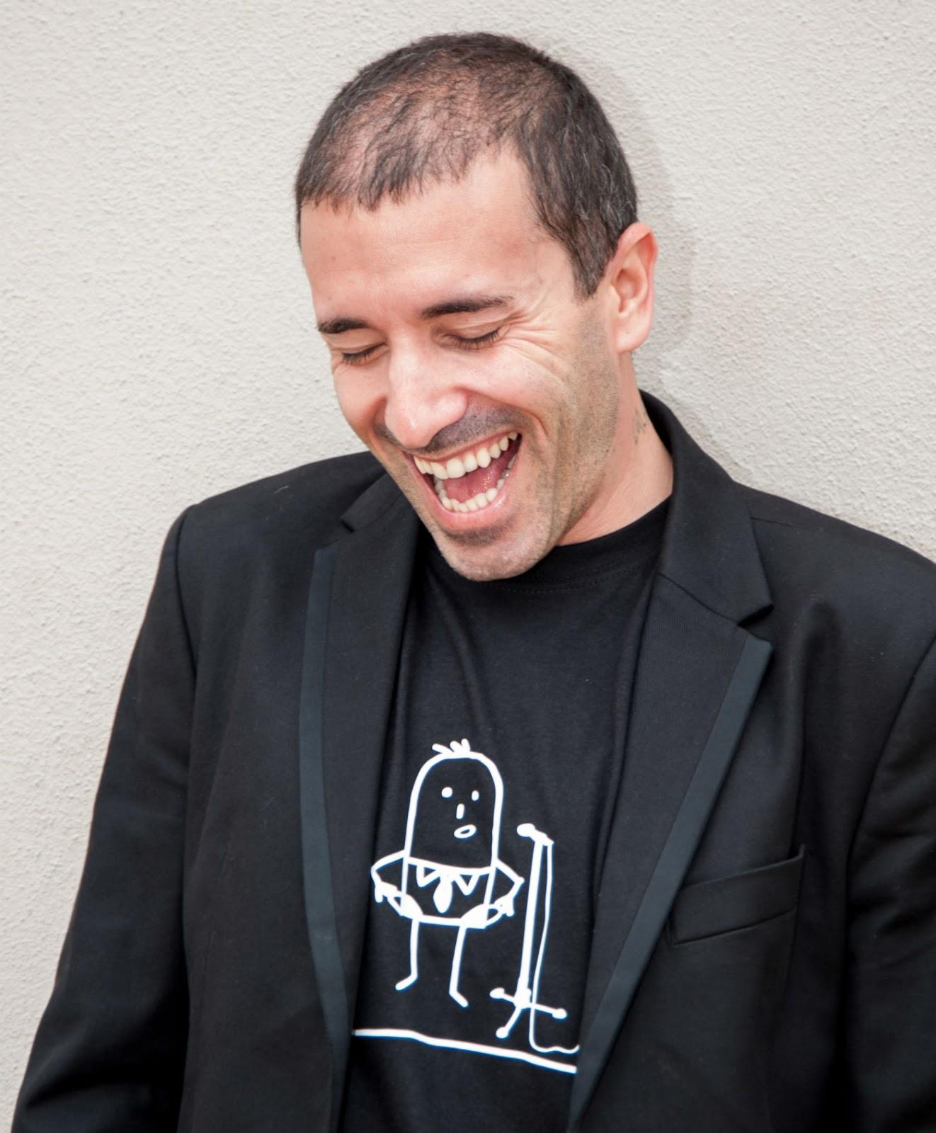 Porque Marco Horacio Nao Tem Nada A Perder Stand Up Comedy De Marco Horacio Grande Auditorio  H Preco  Euros Menores De  Anos Entrada Livre