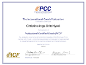 ICF Certified Coach (PCC)