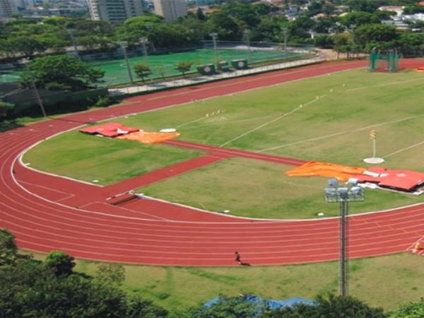 Nova pista de atletismo da UEPB