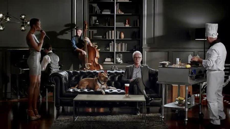 Honeywell - John Slattery protagoniza el anuncio del primer termostato Wi-Fi con control de voz.