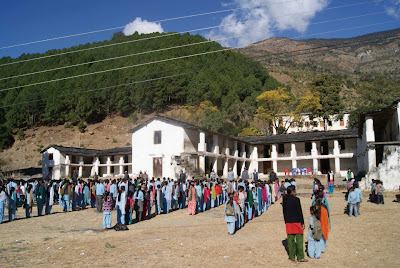 Satyavadi Higher Secondary School Bajhang