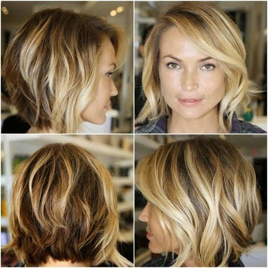 Halflang Blond Haar op Pinterest Halflange Blondine en  - Blonde Kapsels Halflang