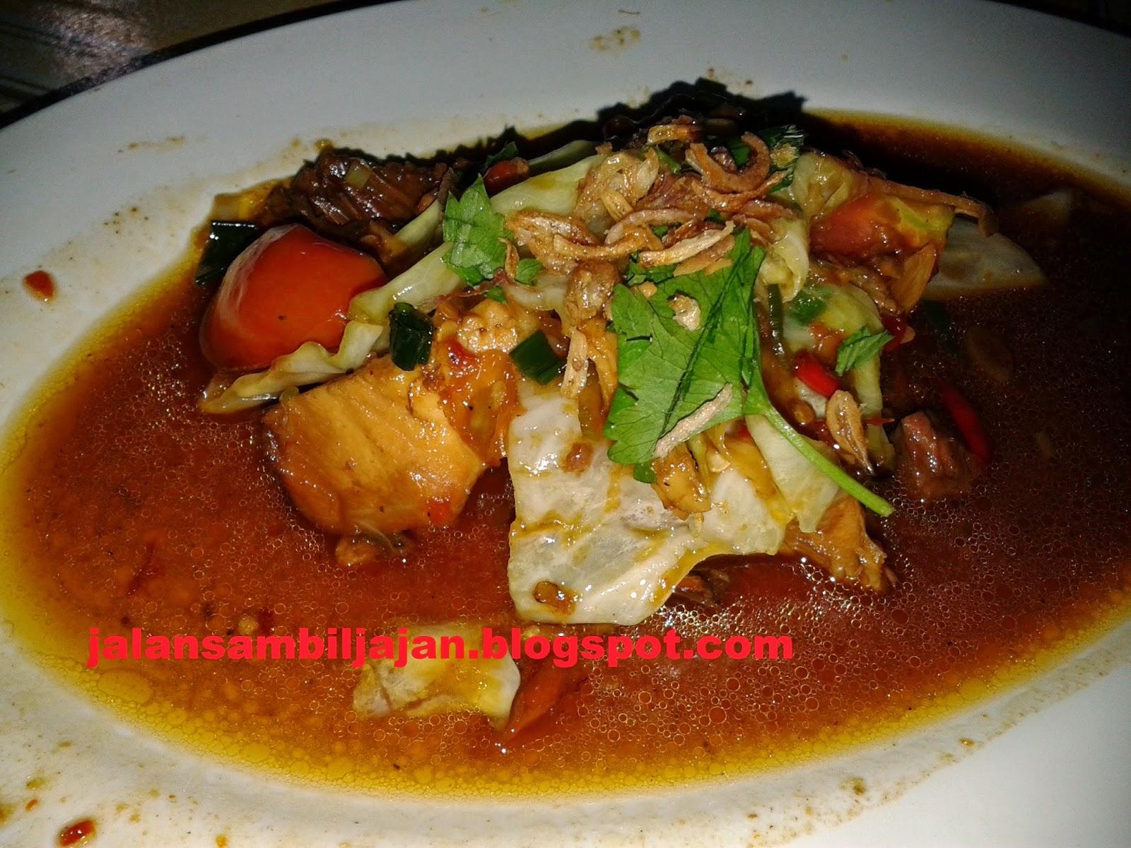 """Tongseng Ayam Pedas """"Warung Kuliner Surabaya"""""""