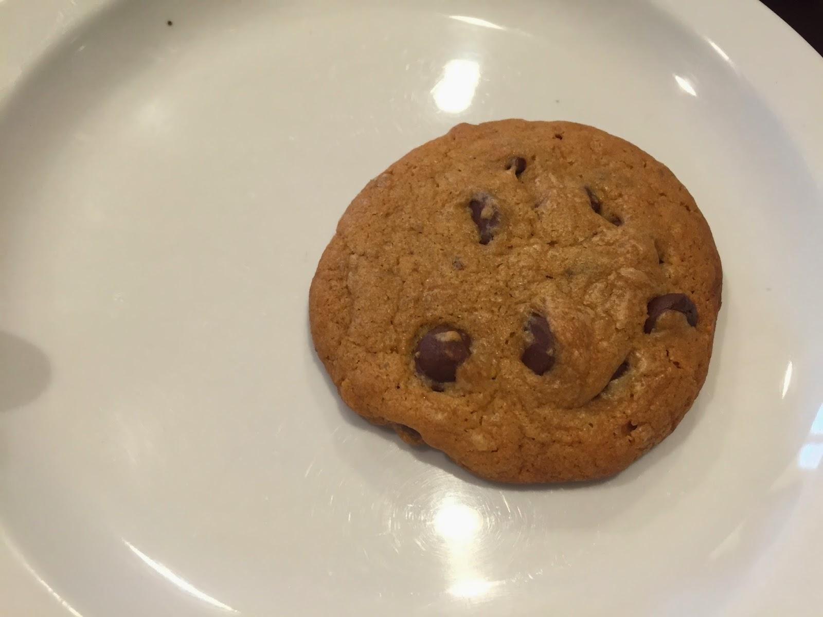 vegan chocolate chip cookie, vegan cookie, coconut oil, chickpea flour, egg substitute