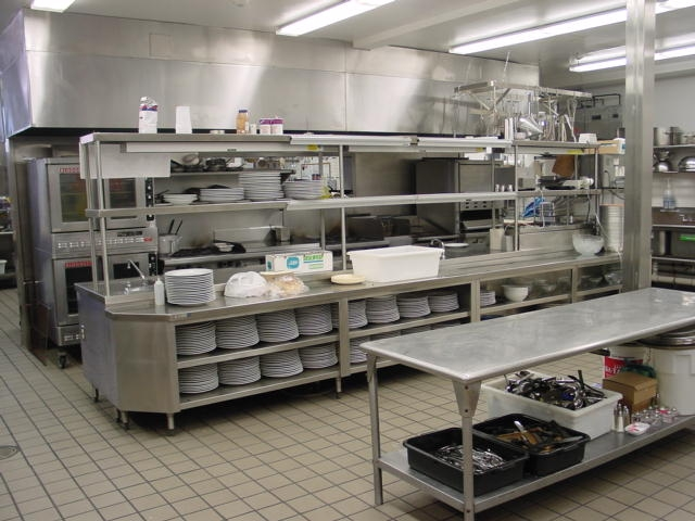 Gallery For Commercial Bakery Kitchen Design