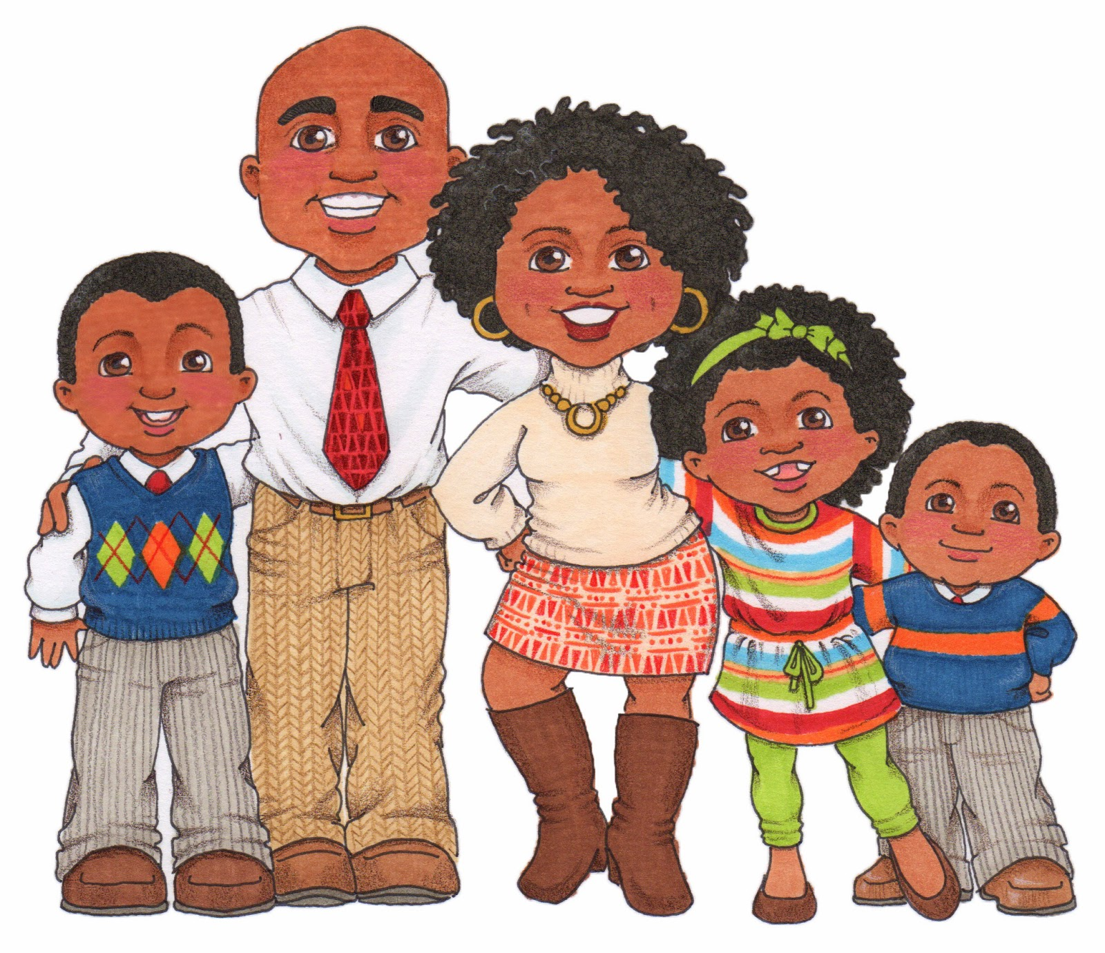 susan fitch design families are forever 2014 african american family friends clipart african american family reunion clipart