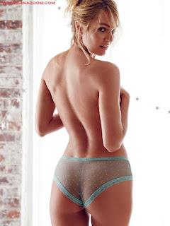عارضة الأزياء كانديس سوانبويل في أحدث عروض الملابس لداخلية لفكتوريا سيكريت 2015