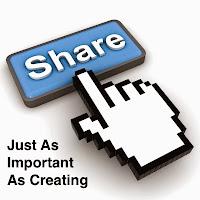 Content sharing and creating image