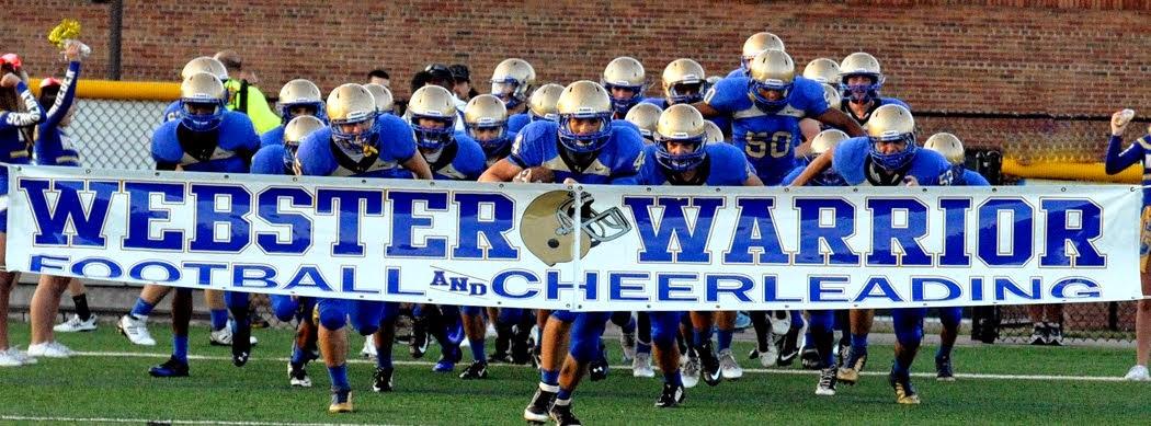 Webster Schroeder Warriors Football