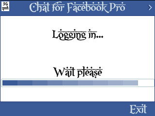 FREE Download Chat For Facebook PRO Nokia E63