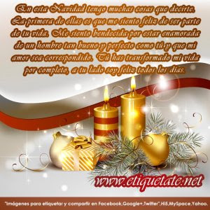 Hermosos mensajes navideños para descargar gratis