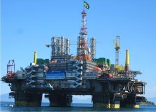 Plataforma da Petrobrás