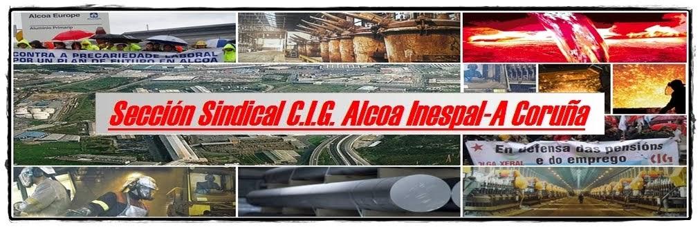 Sección Sindical C.I.G. Alcoa Inespal-A Coruña